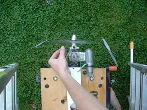 2 stroke airplane engine tuneing. highspeed and prop selection