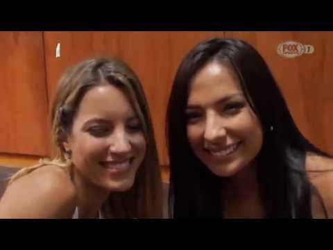 Lucila Vit versus Loreto Martinez - 1080 Hd