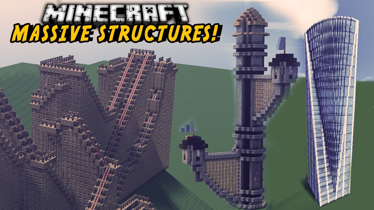 Minecraft Skyscraper Mod Minecraft Mods Massive