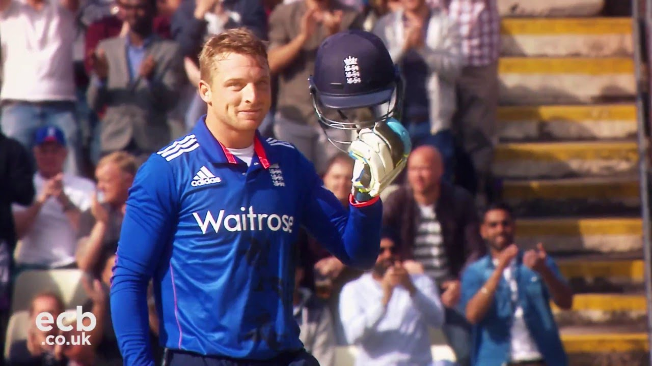 The best of Jos Buttler 2015/16 - We Are England Cricket Fan Award