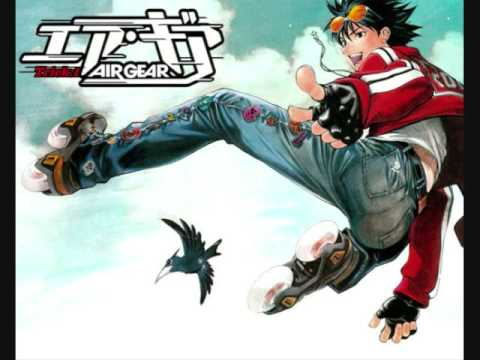 Air Gear OP Full