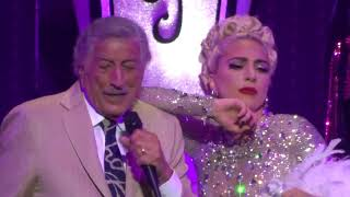 Lady Gaga & Tony Bennett - The Lady is Tramp - Vegas: Jazz & Piano 6/9/19