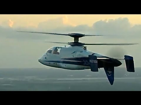 Sikorsky X2 World S Fastest Helicopter Cool Commercial