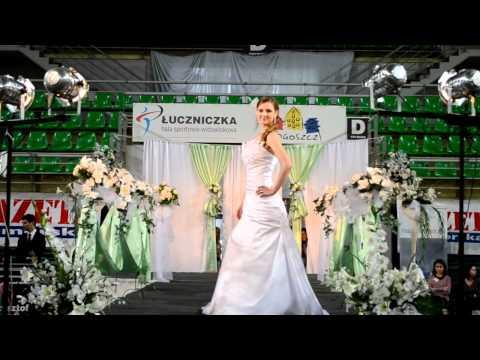 Pokaz Sukien ślubnych Na Bydgoskiej Gali Ślubnej