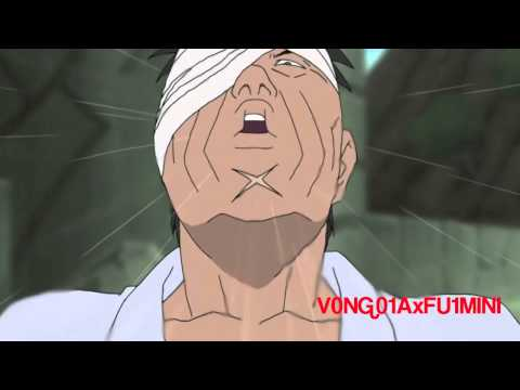 Sasuke Vs Danzo Amv- Warrior video