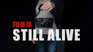 'Film is Still Alive' Documentary is now LIVE!!