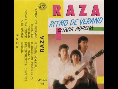 RAZA  rumba pop   delincuencia juvenil    1988 dedicado para todos  presos
