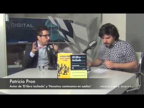 Patricio Pron - nosotros Caminamos En Sueños   el Libro Tachado video