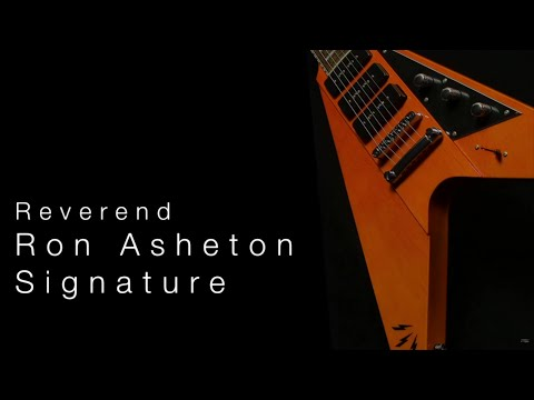 Reverend Ron Ashton Signature• Wildwood Guitars Overview