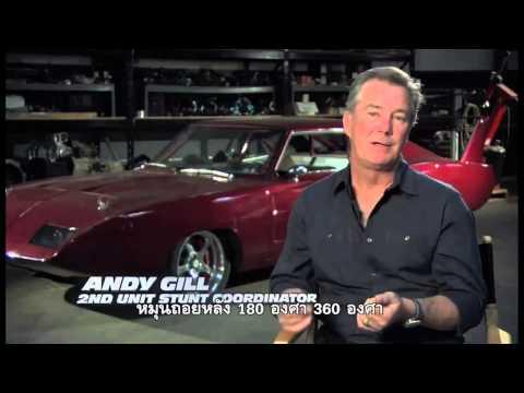 Fast & Furious 6 : Flip Car Featurette