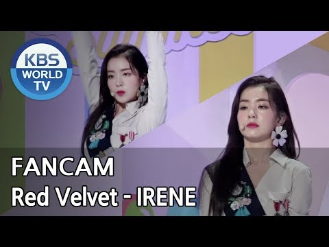 [FOCUSED] Red Velvet's IRENE - Power Up [Music Bank / 2018.08.10]