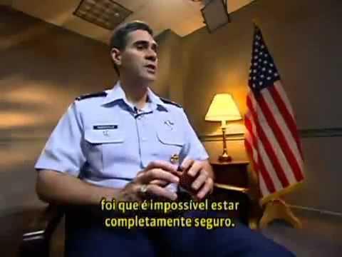 Sem Fronteiras - Pilotos de caça dizem que estavam prontos para abater aviões sequestrados
