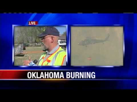 Central Okla. REACT Team Talks About Fire Rescue