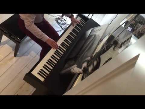 Sylwia Grzeszczak - Tamta Dziewczyna (Piano Cover)