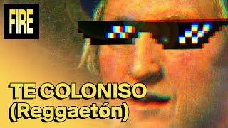 download musica TE COLONISO feat Beauty Brain El reggaetón de Cristobal Colón que hizo perrear al Nuevo Mundo
