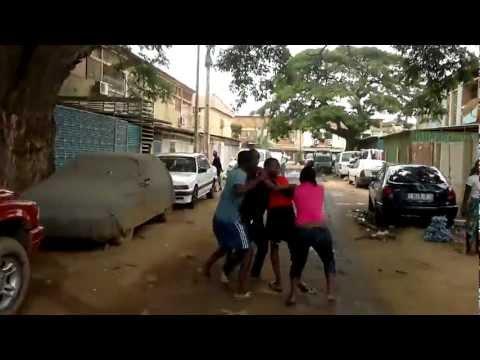 A vida em Luanda