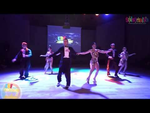 Dancefloor Show Dance Performance - EDF 2016