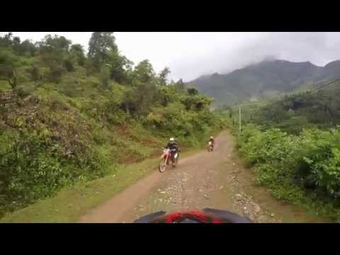 Northeast Vietnam Motorcycle Tour | Gus & Loren in Sept, 2015