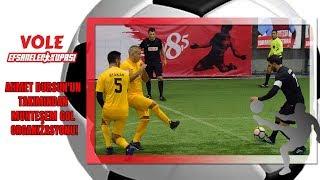 Vole Efsaneler Kupası   Ahmet Dursun'un takımından muhteşem gol organizasyonu!