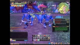 Aura Kingdom Gaurdian/Duelist gameplay