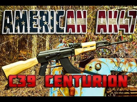 Century Arms C39 Centurion Review - Guns.com