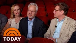 'West Wing' Cast Reunites And Its Creator Says He'd Bring It Back | TODAY