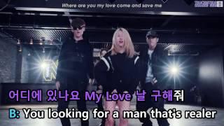 KTV ENG K A R D Oh NaNa Choreography Ver