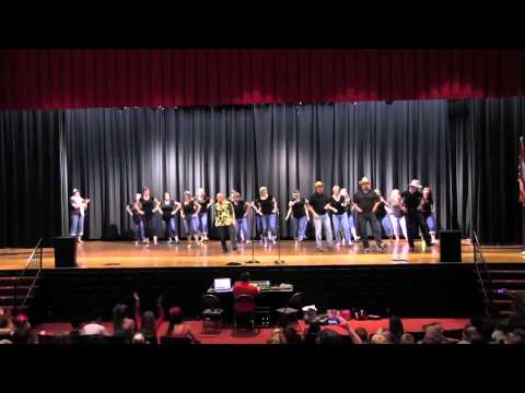 Lincoln School Teachers Talent Show