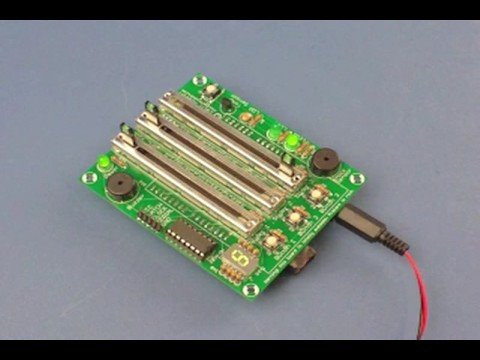 How-to Tuesday: The Danger Shield for Arduino