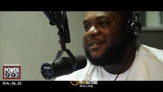 Ar Ab Power 99 Come Up Show Freestyle