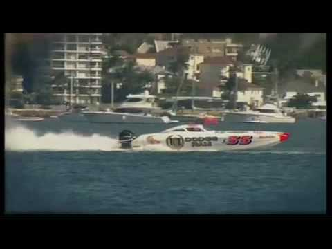 SUV Dodge Ram Offshore Race boat Sydney