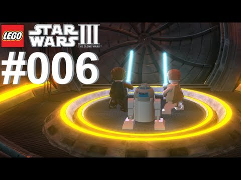Let's Play LEGO Star Wars 3 The Clone Wars #006 Die Zerstörung der Malevolence [Together] [Deutsch]