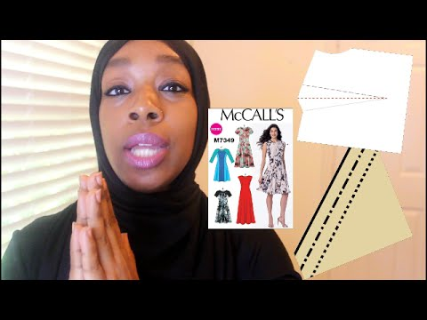 Understanding Sewing Patterns - Sewing for Beginnners - Lesson 3