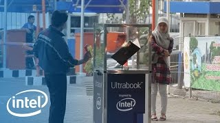 Intel® Ultrabook™ Temptations - THE DARING TEMPTATION