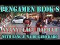 Pengamen Bawa Lagu Daerah Padang, Medan,Jawa,Amon Dll