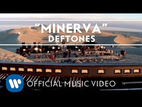 Deftones - Minerva [Official Music Video]