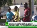 African refugees purged in Israel as 'infiltrators'