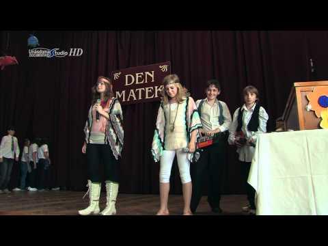 Představení žáků ZŠ v Bohuslavicích ke dni matek – zkrácený záznam