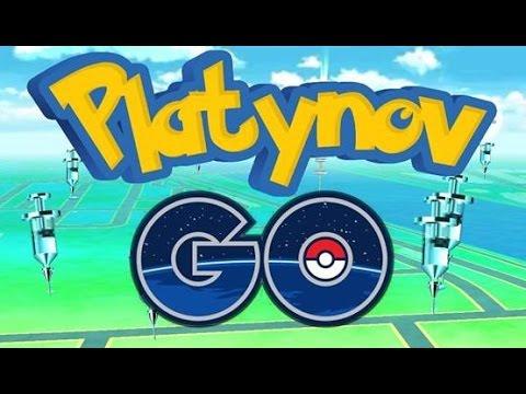 Platynov GO #1 - Test Gry