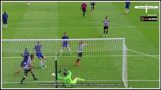 Analysing the goals | Newcastle United 3-0 Chelsea