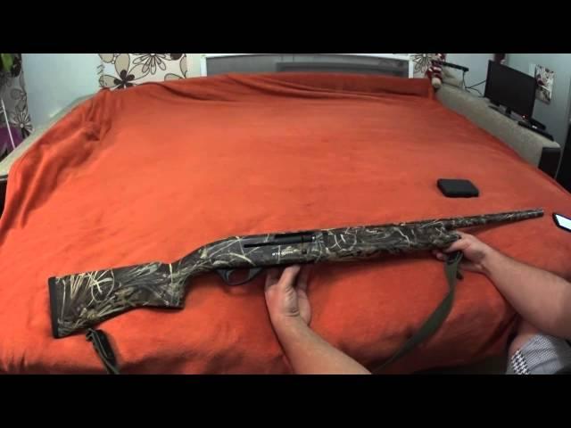 Как сделать ружье камуфляжным
