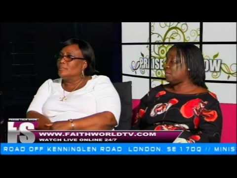 Praise Talk Show Pt 2 with Apostle Lucinda Palmer on the Ebola health issue in Sierra Leone