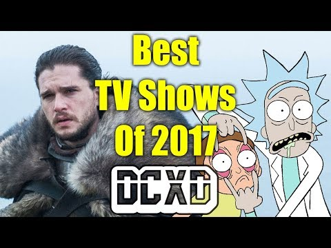 Top 10 TV Shows of 2017: DECONSTRUCTED!