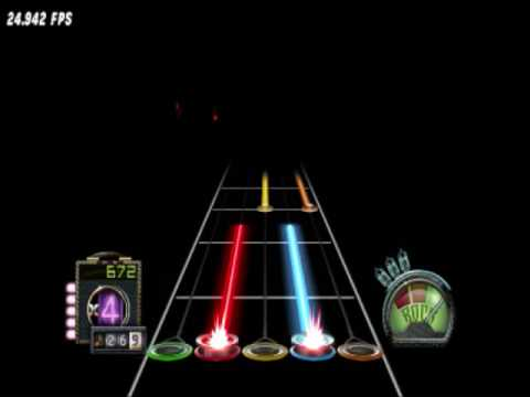 The Gunsling - Black Veil Brides (GH Custom)