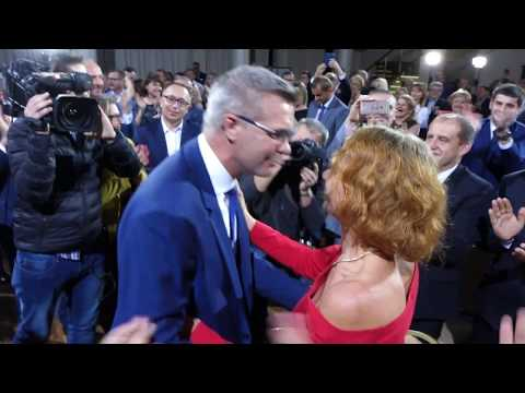 Bogdan Wenta Prezydentem Kielc! Ogłoszenie Wyników W Sztabie Wyborczym 04.11.2018