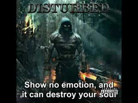 Disturbed - Haunted [Lyrics]