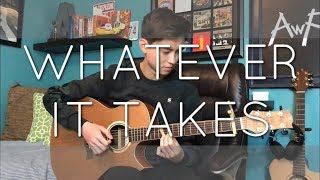 Download Lagu Whatever it Takes - Imagine Dragons - Cover (fingerstyle guitar) Gratis STAFABAND
