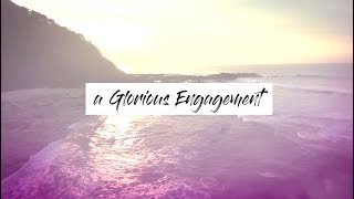 Glorious Engagement | Official Lyric Video | CRC Music