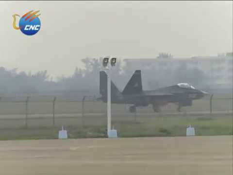Zhuhai Airshow: Chinese J-31 stealth fighter performs