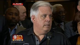 No Monkey Business Will be Tolerated Tonight - Gov Hogan